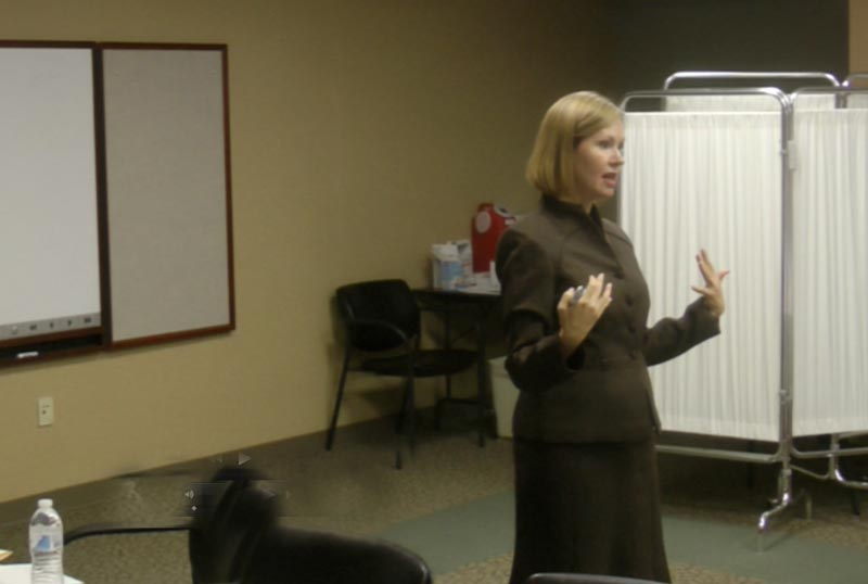 Lori Sweeney - Breathmatters Meeting - 2